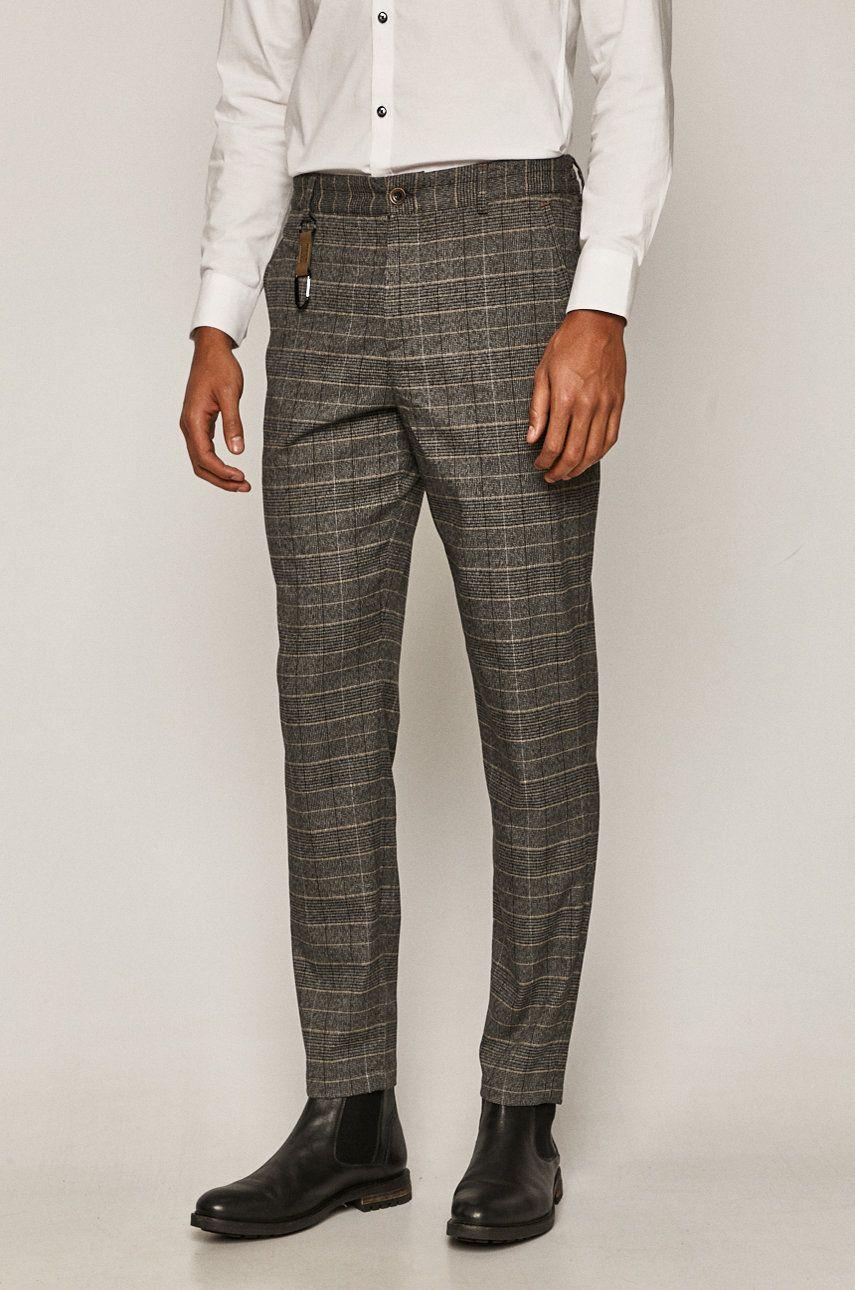 Medicine - Pantaloni Classic Gatteway answear.ro