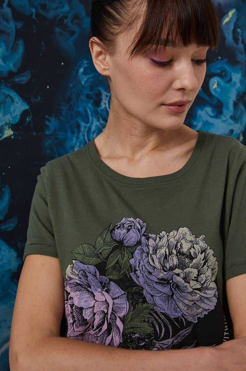 Medicine - Tricou din bumbac Poetic Garden