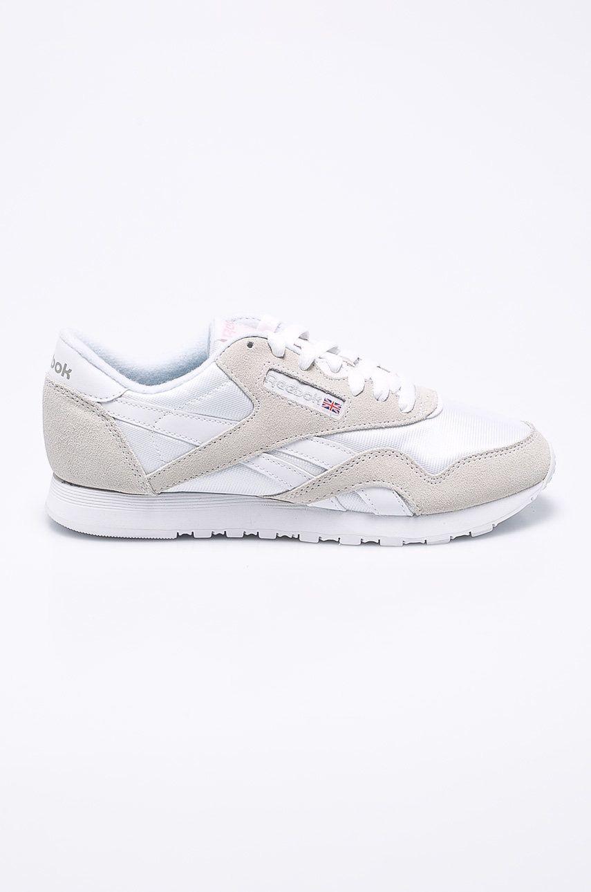 Reebok - Pantofi Nylon White Light