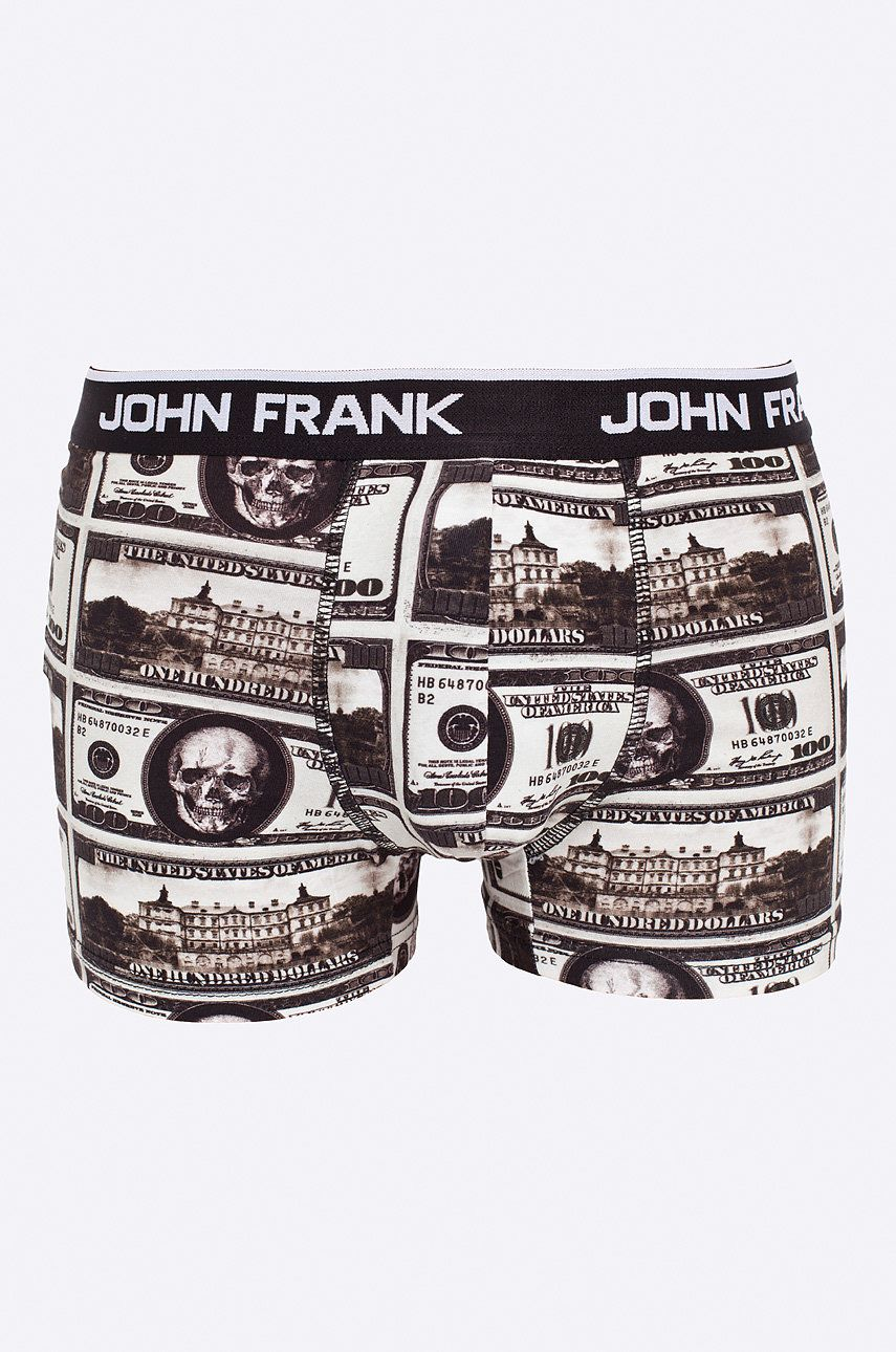 John Frank - Boxeri imagine 2020