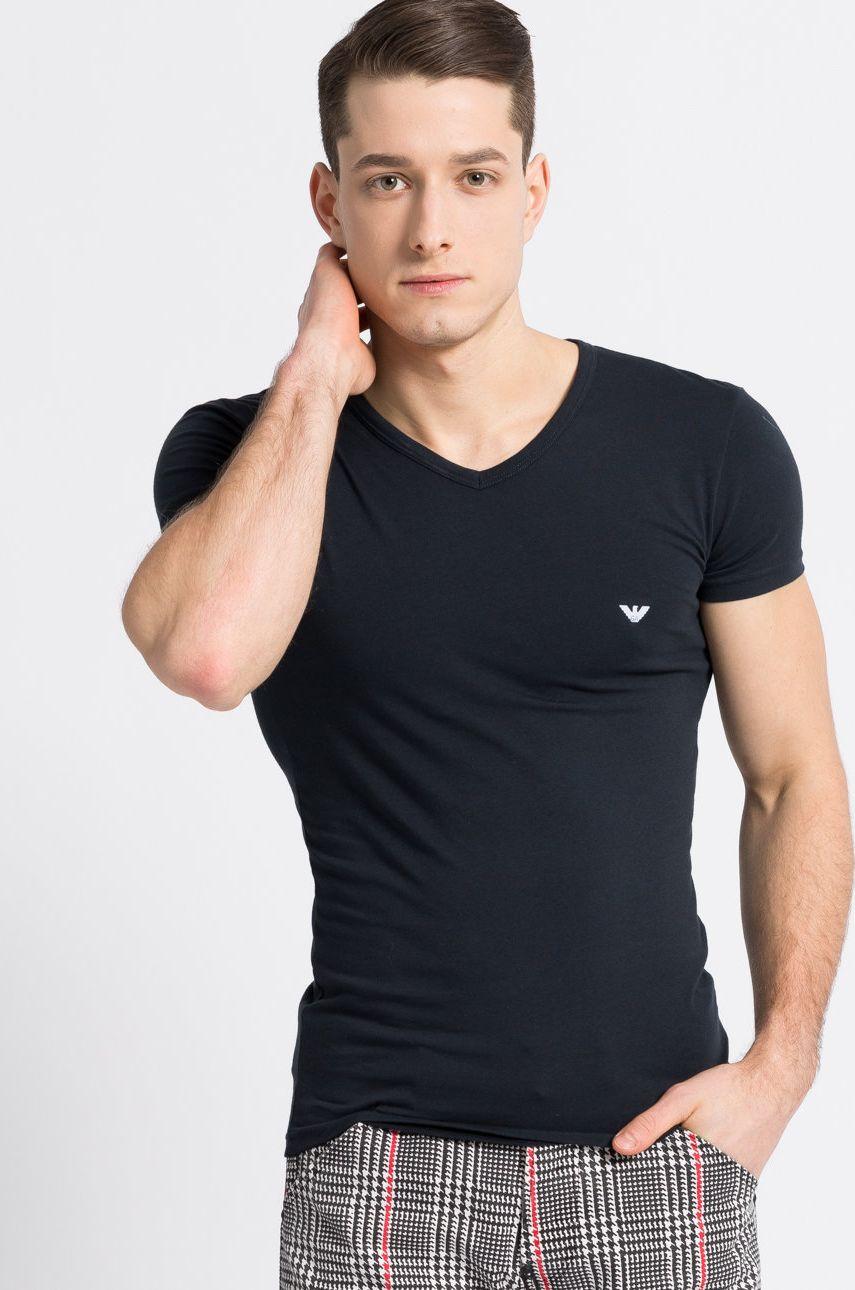 Emporio Armani Underwear - Tricou (2-pack) Bărbați imagine