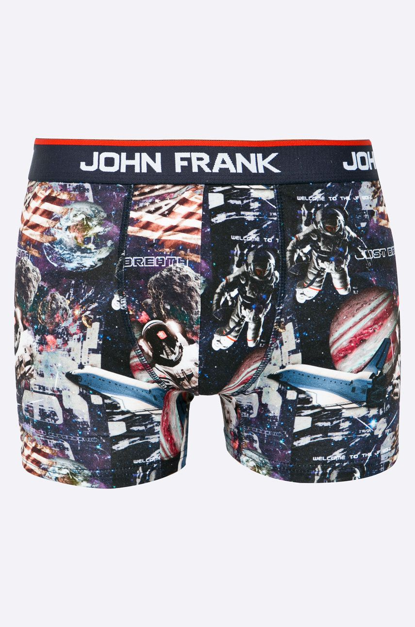 John Frank - Boxeri Digital World imagine