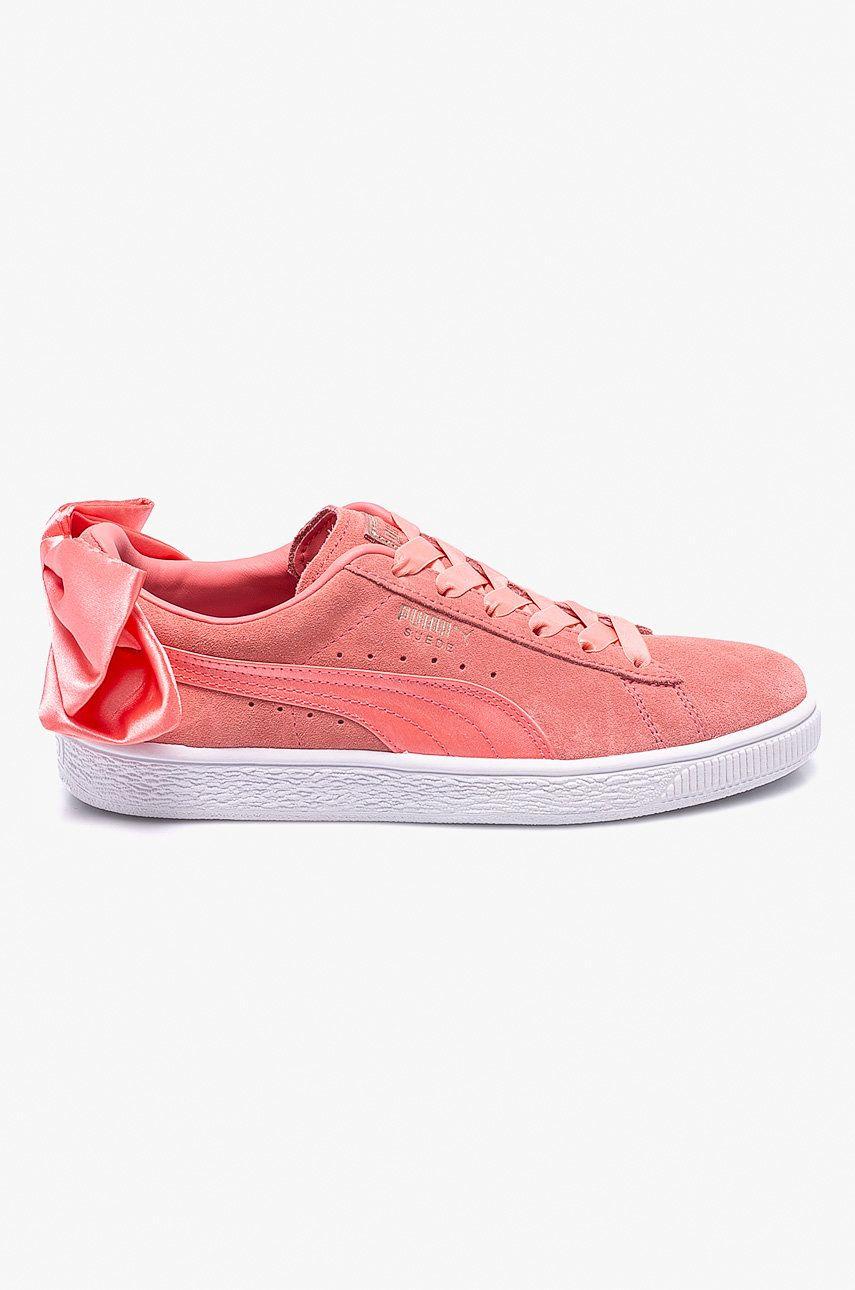 Puma - Pantofi Suede Bow