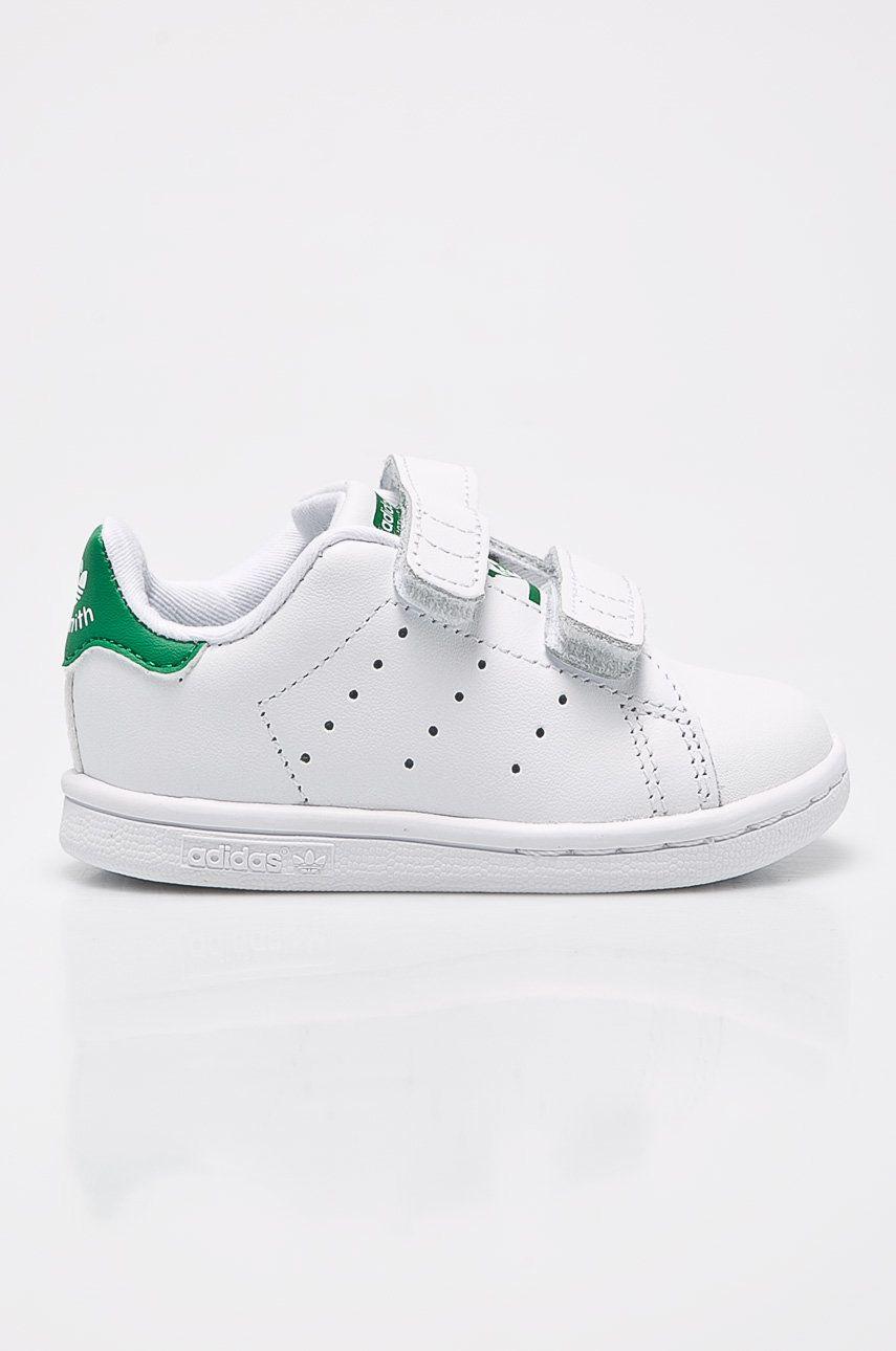 adidas Originals - Pantofi copii Stan Smith CF poza answear