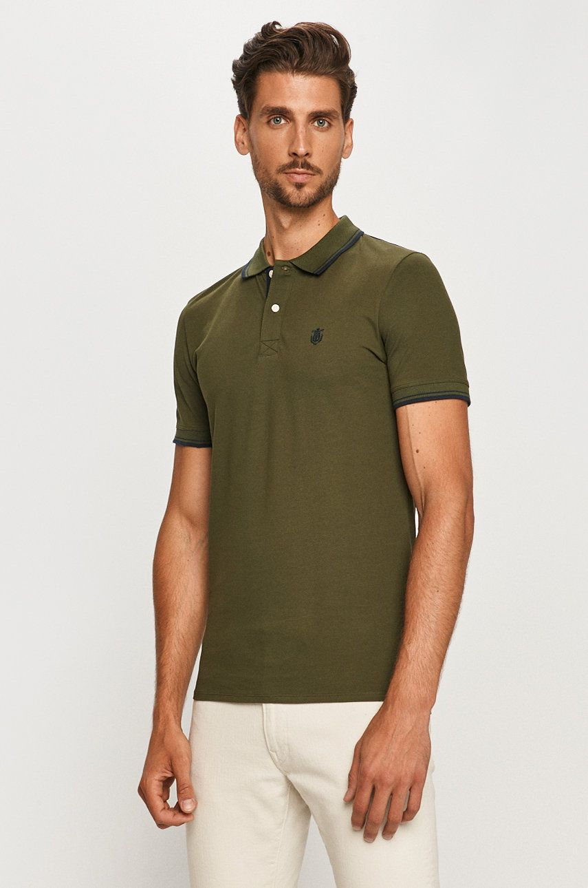 Selected - Tricou Polo imagine 2020