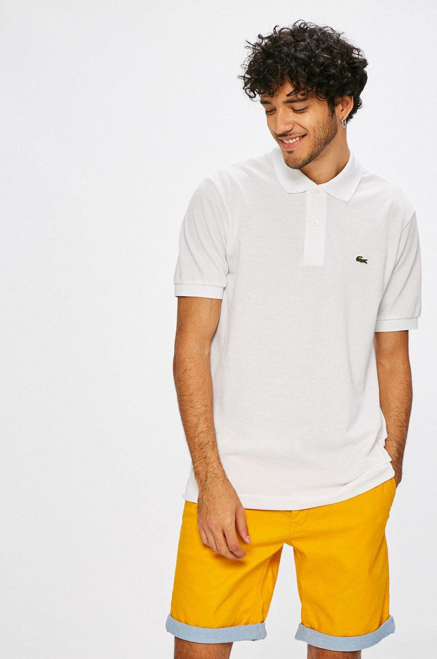 Lacoste - Tricou Polo . Bărbați imagine