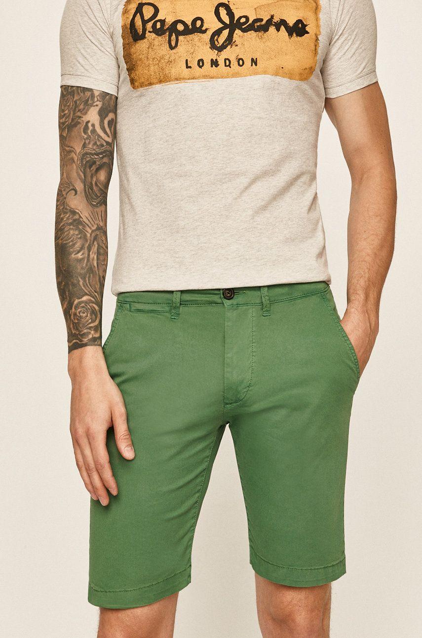 Pepe Jeans - Pantaloni scurti Mc Queen de la Pepe Jeans