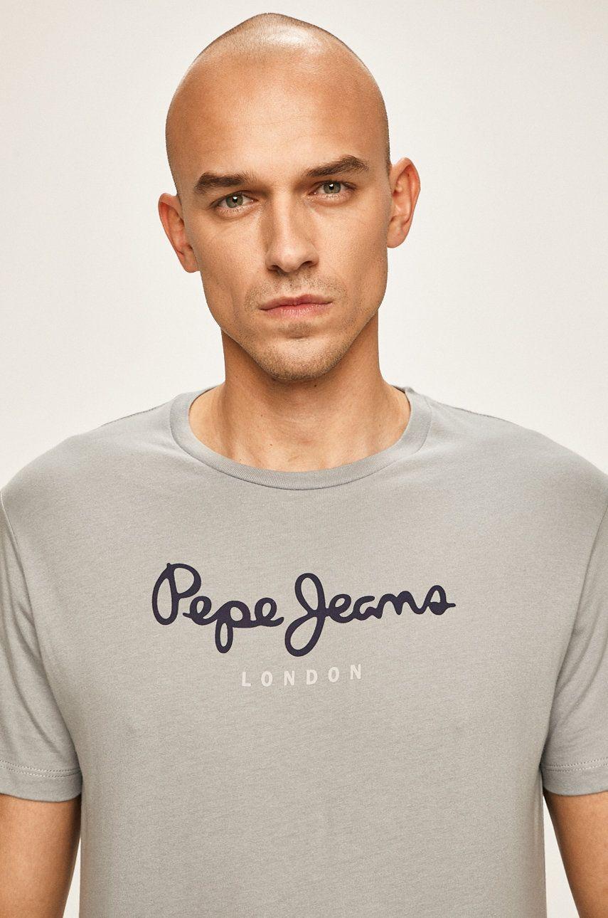 Pepe Jeans - Tricou Eggo imagine