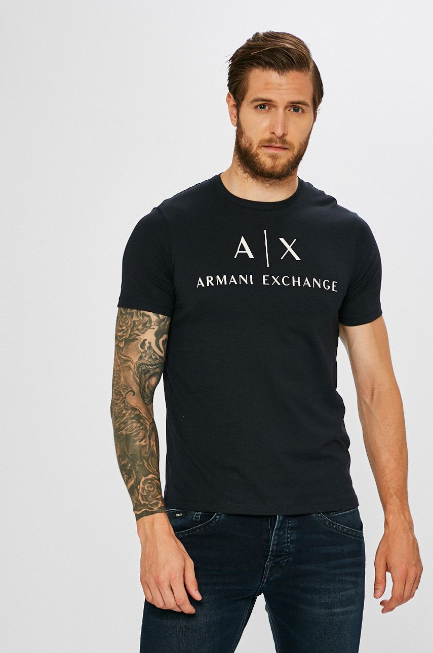 Armani Exchange - Tricou imagine 2020