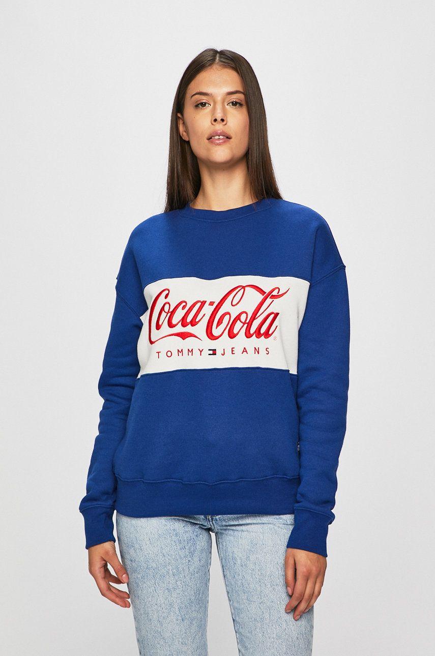 Tommy Jeans - Bluza x Coca Cola