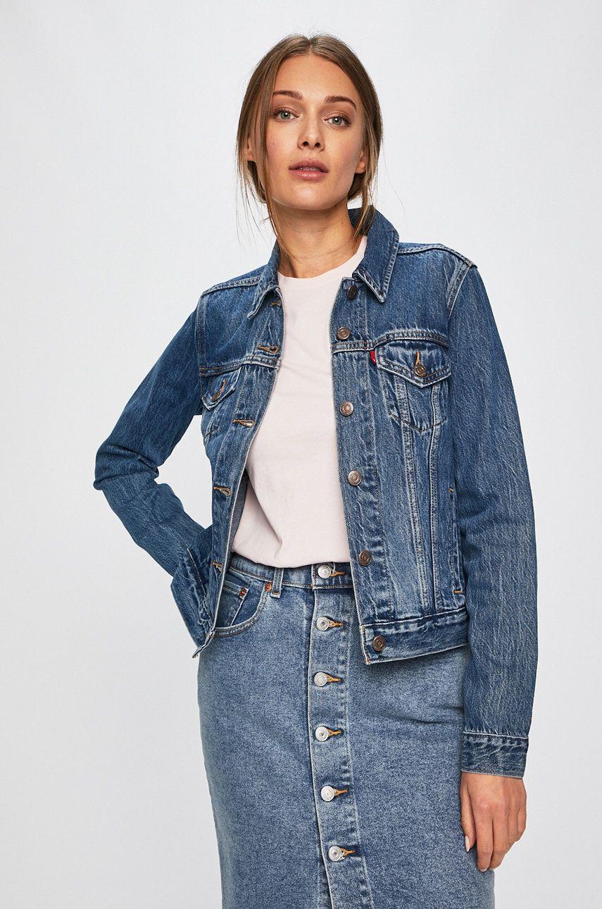Levi's - Geaca jeans imagine