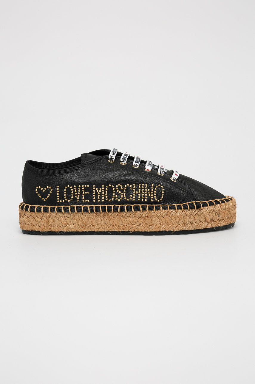 Love Moschino - Espadrile