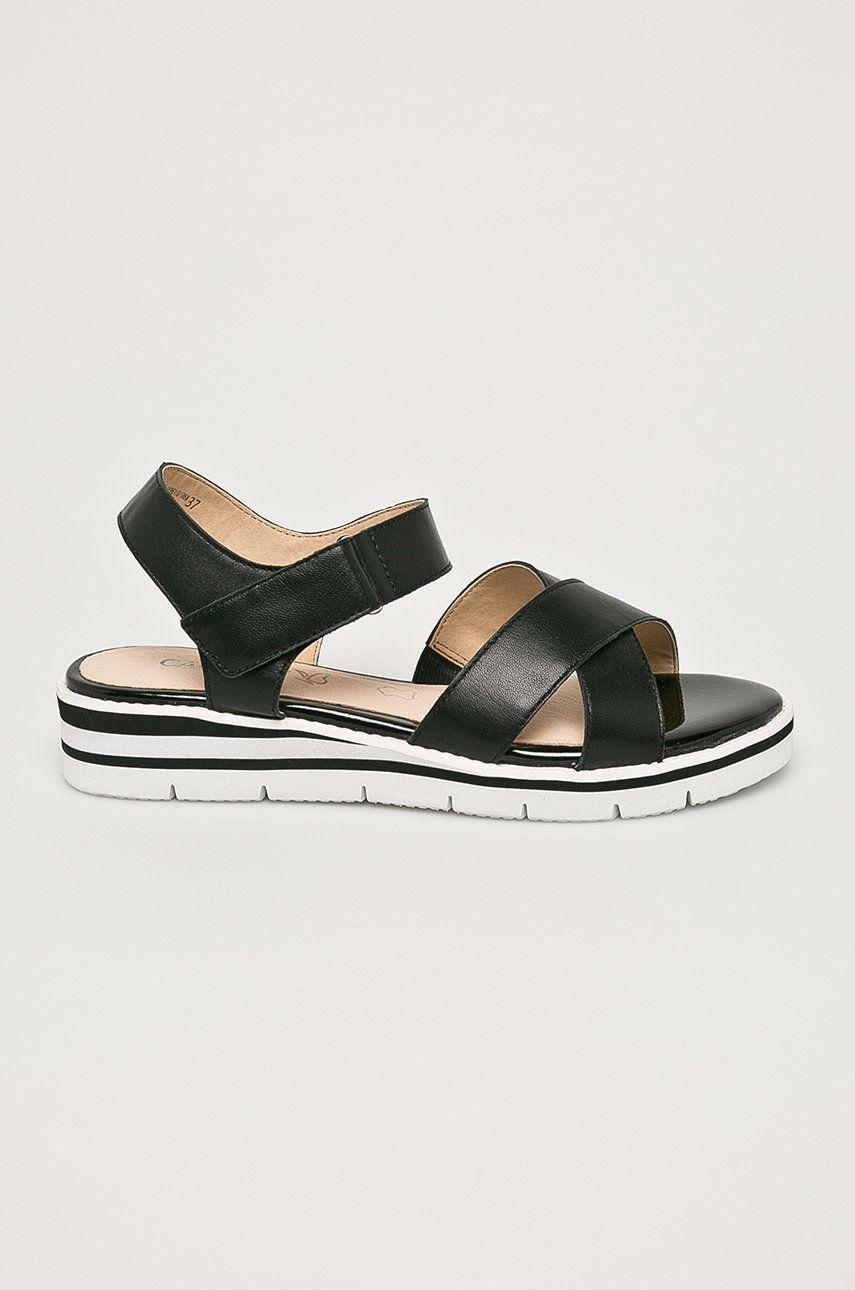 Caprice - Sandale imagine answear.ro 2021