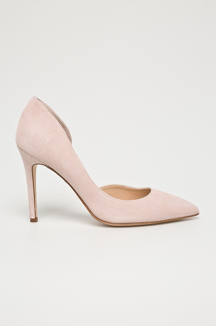 Solo Femme - Pantofi cu toc poza answear