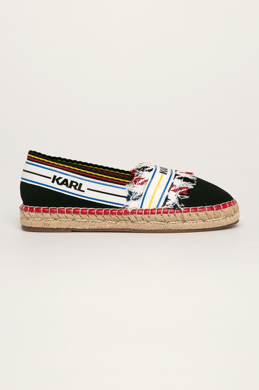 Karl Lagerfeld - Espadrile imagine