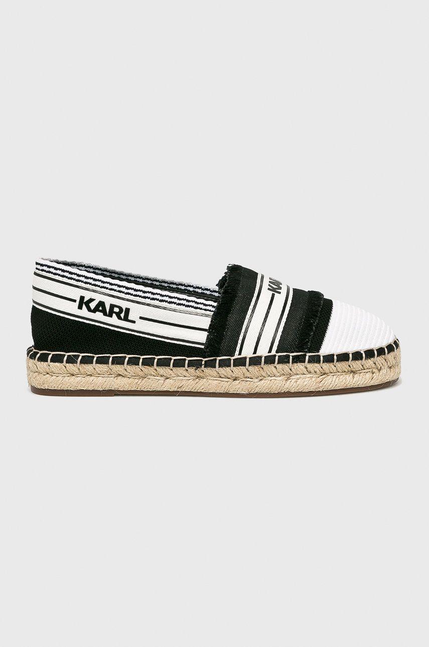 Karl Lagerfeld - Espadrile imagine