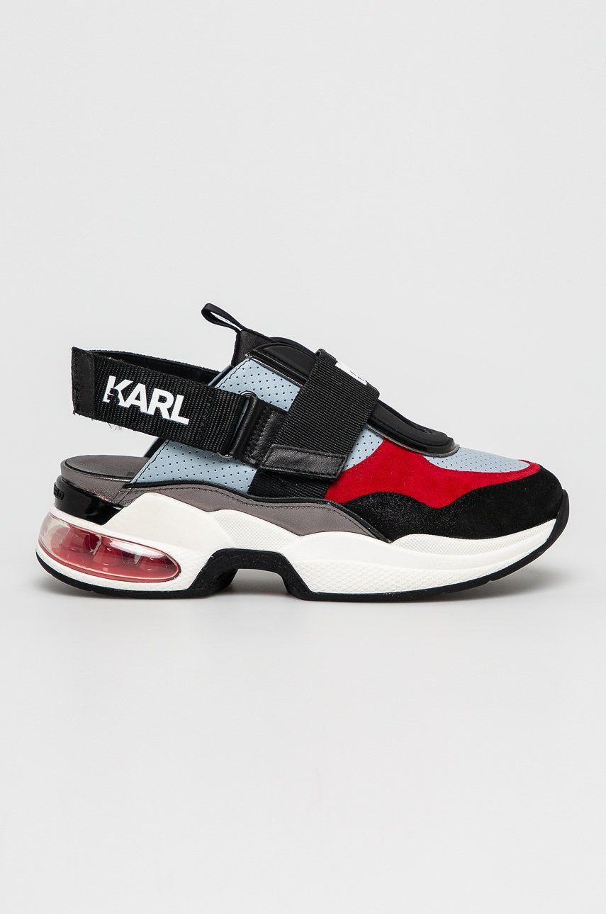 Karl Lagerfeld - Pantofi Ventura Shuttle Slingback