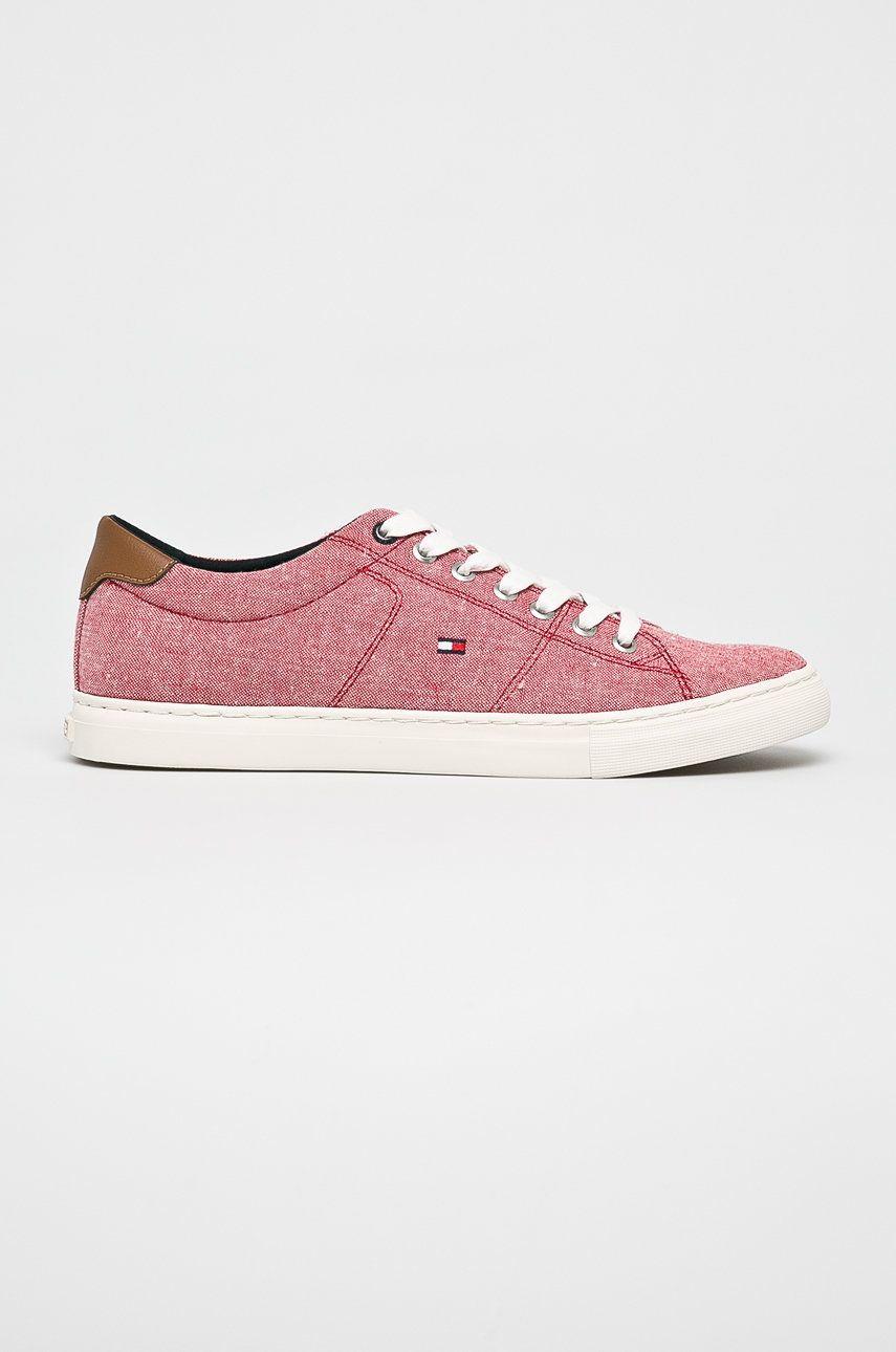 Tommy Hilfiger - Tenisi Seasonal Textile Sneaker