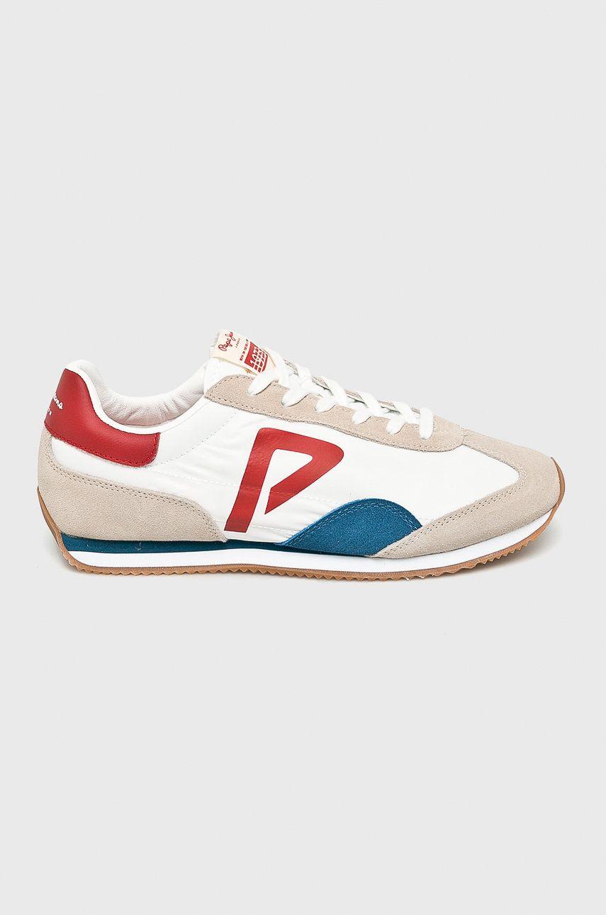 Pepe Jeans - Pantofi Tahiti Retro