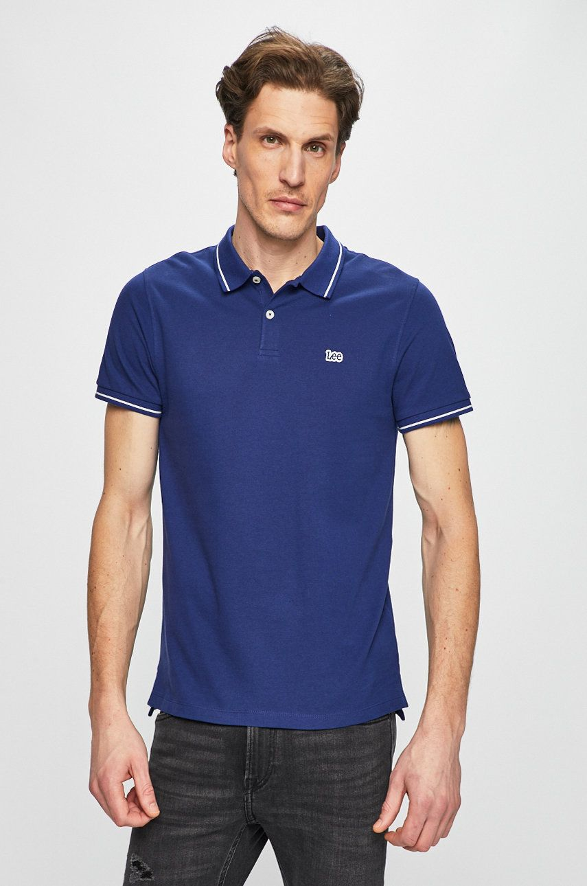 Lee - Tricou Polo imagine