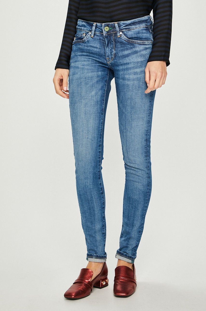 Pepe Jeans - Jeansi Pixie x Wiser Wash