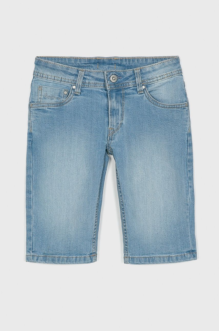 Pepe Jeans - Pantaloni scurti copii Becket 128-180 cm