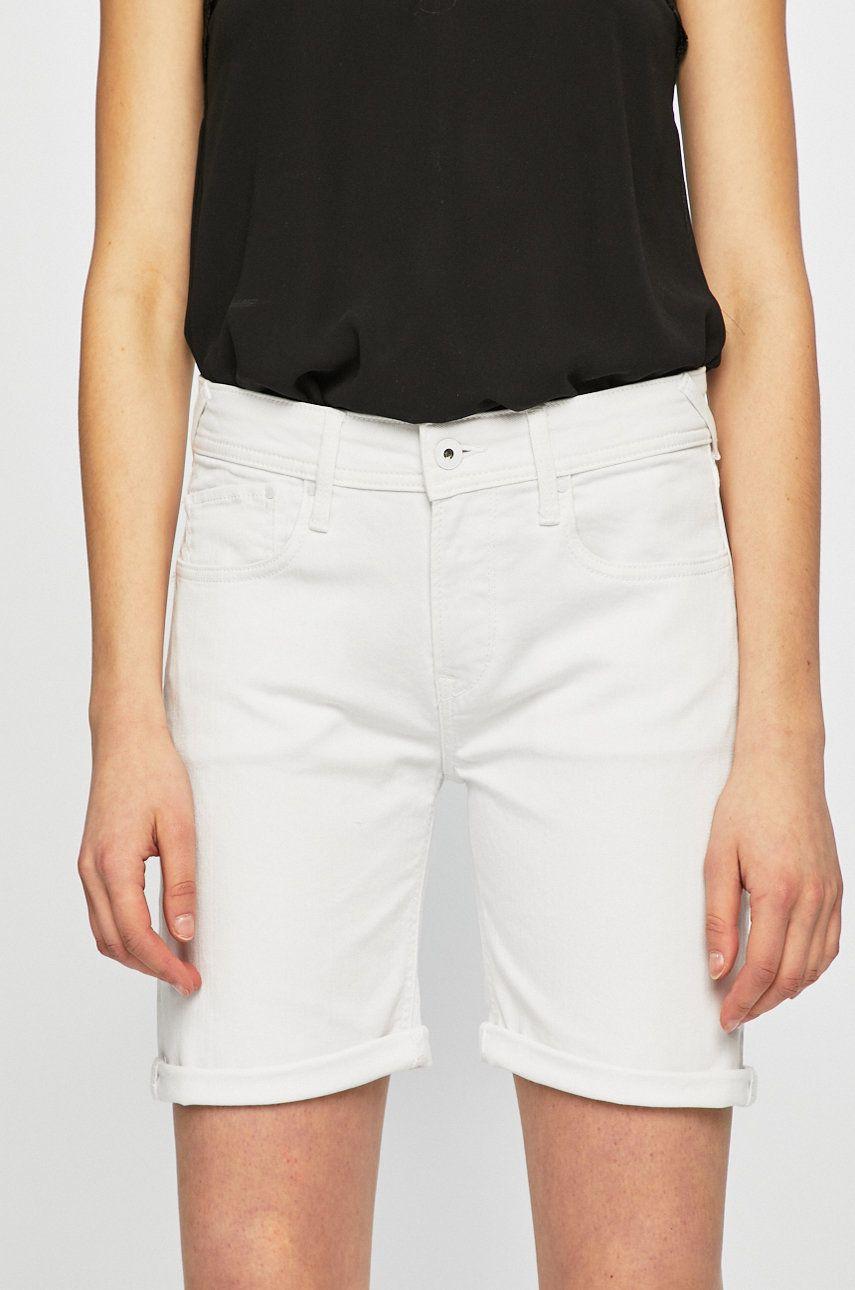 Pepe Jeans - Pantaloni scurti jeans