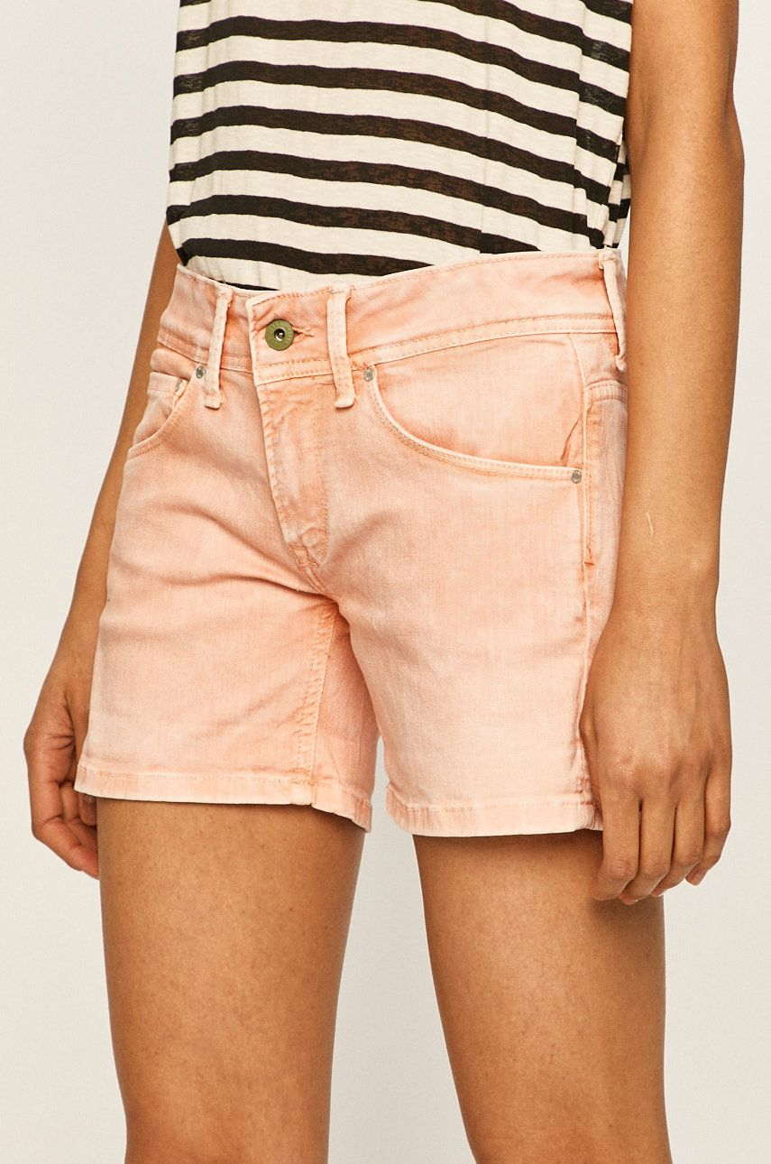 Pepe Jeans - Pantaloni scurti Siouxie
