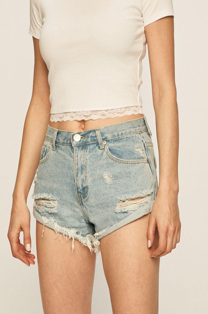 Glamorous - Pantaloni scurti jeans