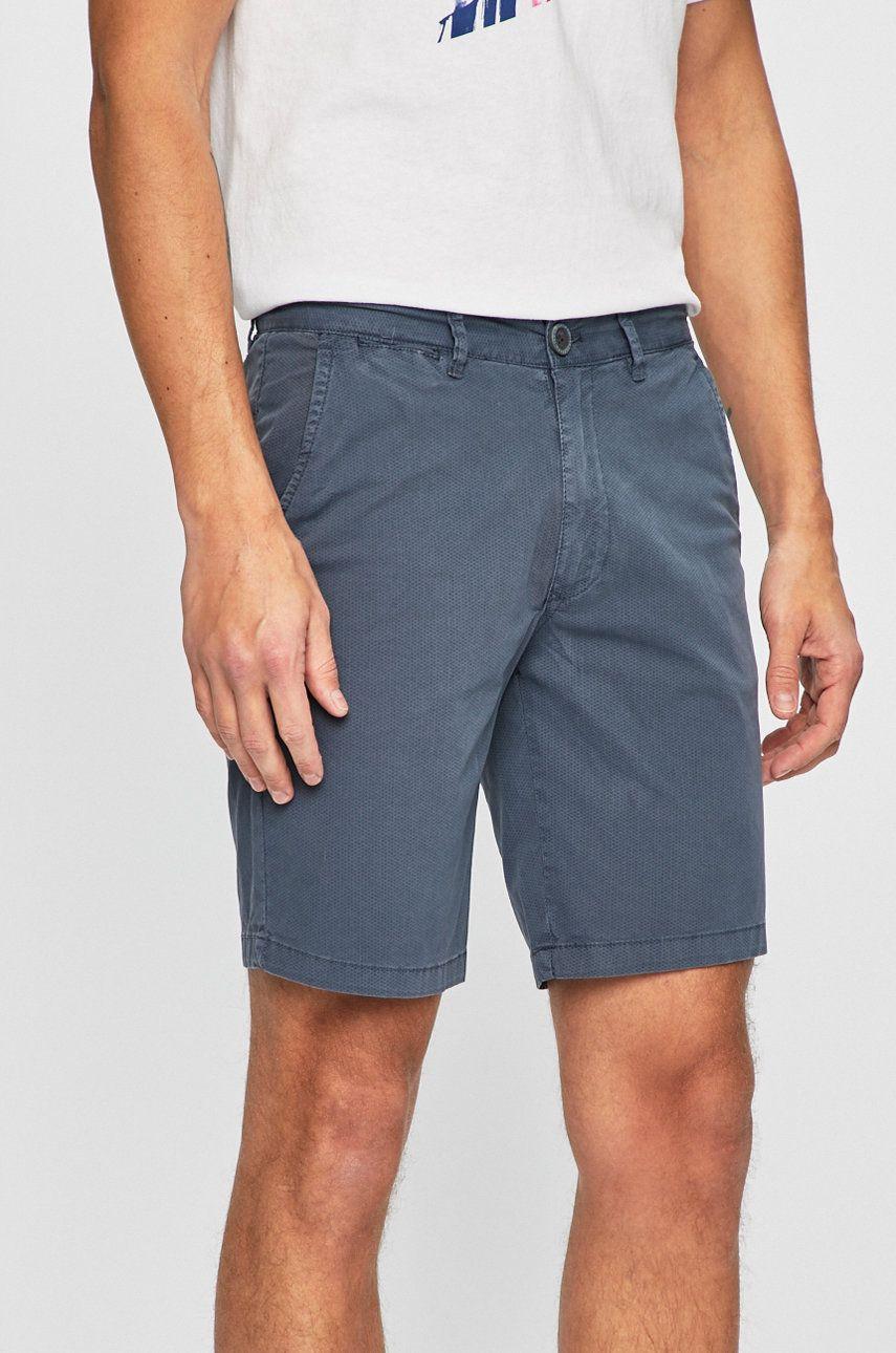 Blend - Pantaloni scurti imagine answear.ro 2021