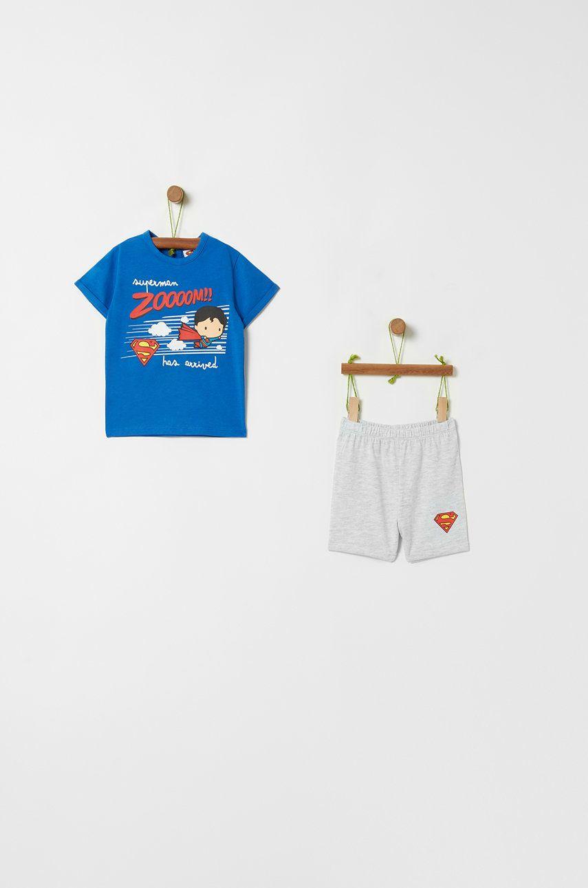 OVS - Pijama copii X Superman 80-98 cm poza