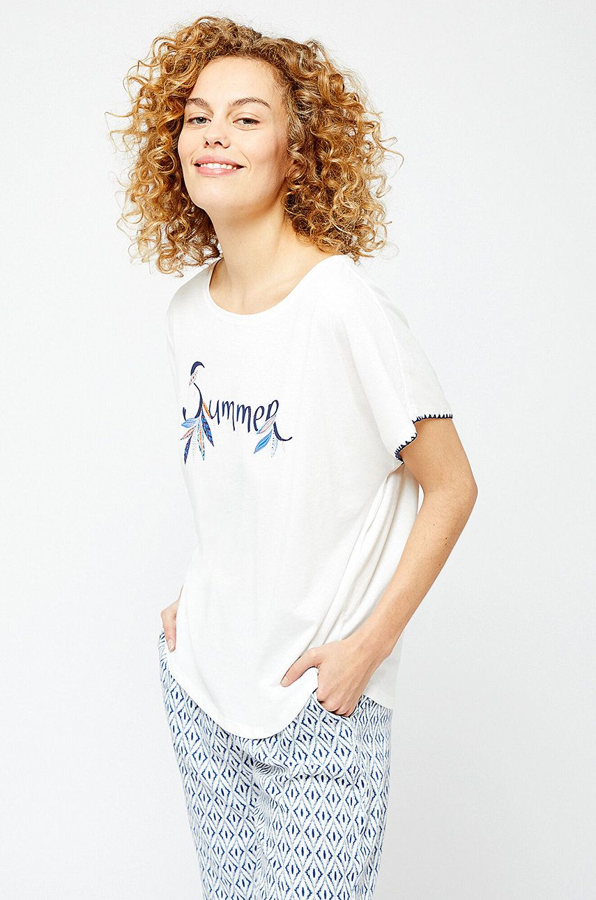 Etam - Tricou de pijama Desty