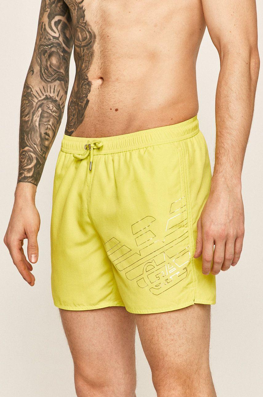 Emporio Armani - Pantaloni scurti de baie imagine