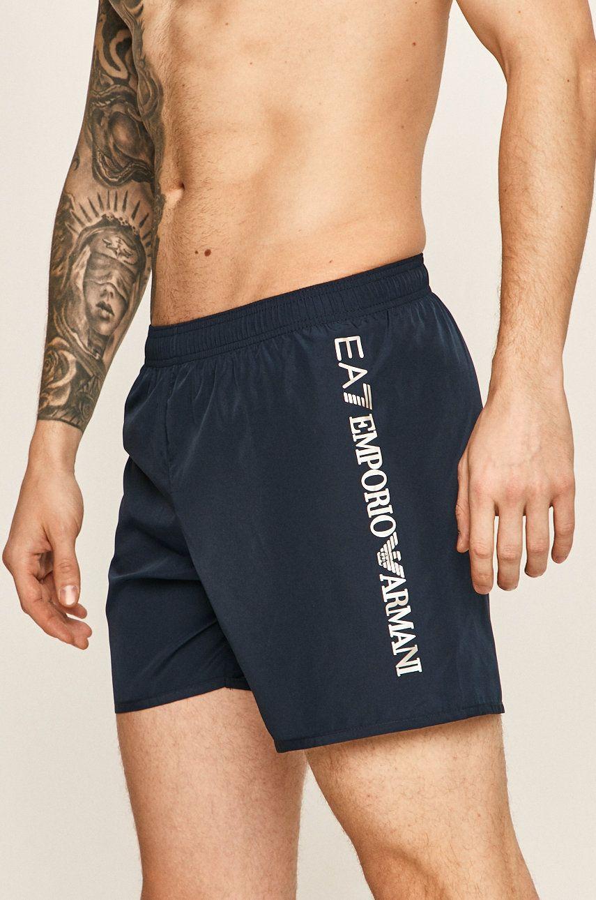EA7 Emporio Armani - Pantaloni scurti de baie imagine
