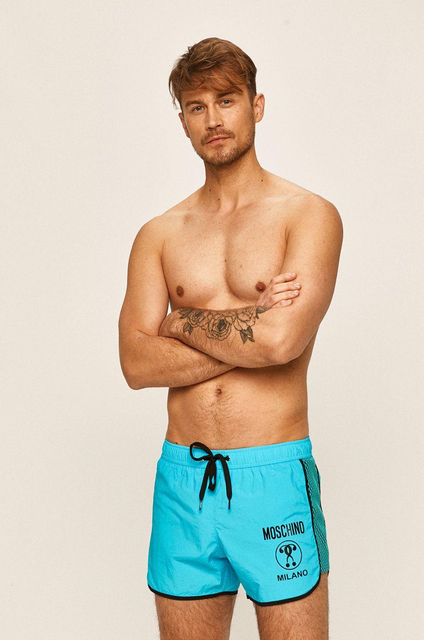 Moschino Underwear - Pantaloni scurti de baie de la Moschino Underwear