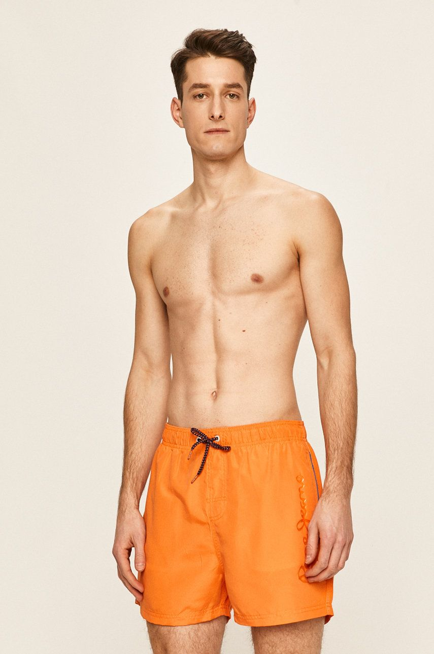 Pepe Jeans - Pantaloni scurti de baie Brayan imagine