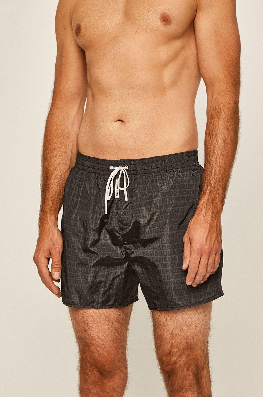 DSQUARED2 - Pantaloni scurti de baie imagine 2020