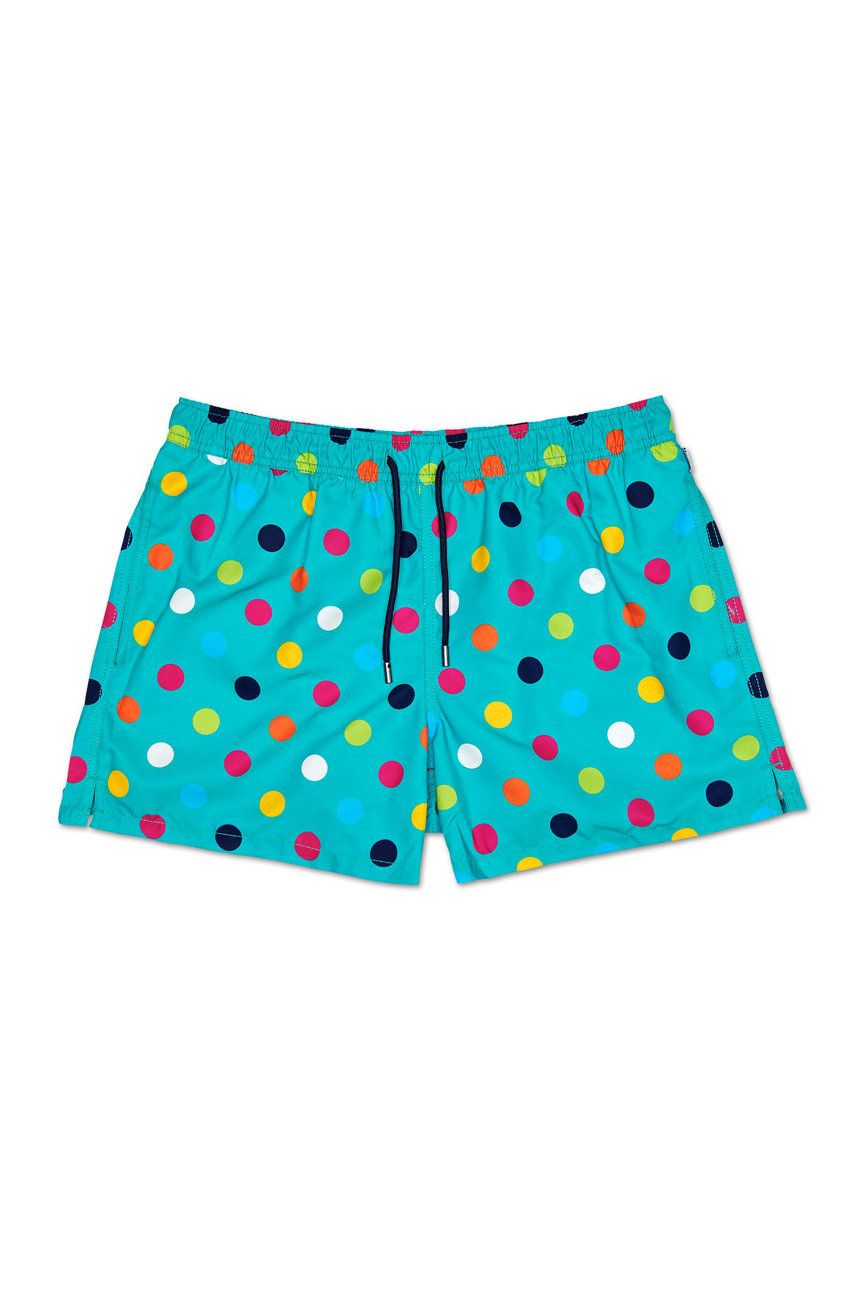 Happy Socks - Pantaloni scurti de baie Big Dot