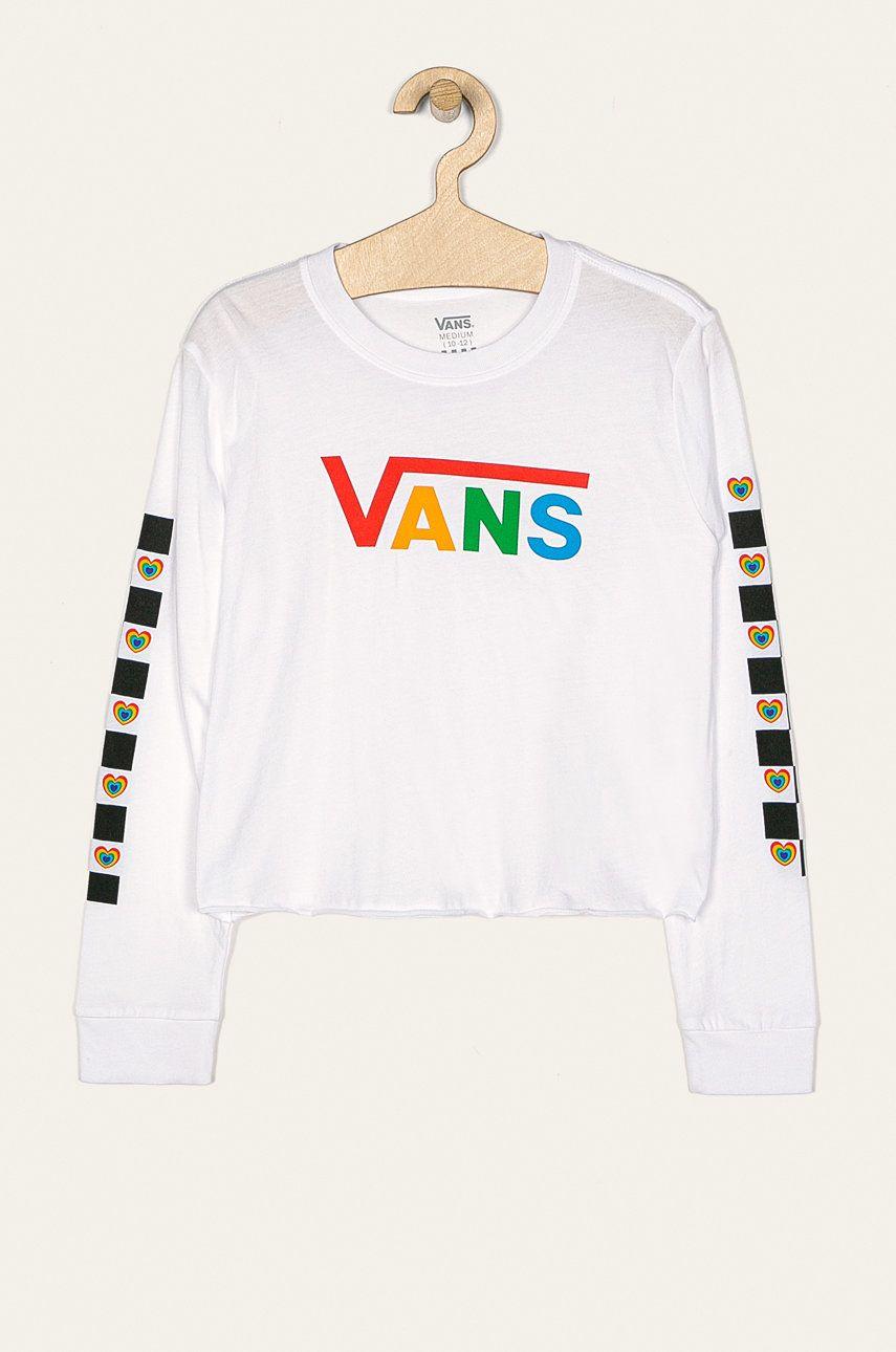 Vans - Longsleeve copii 129-173 cm answear.ro