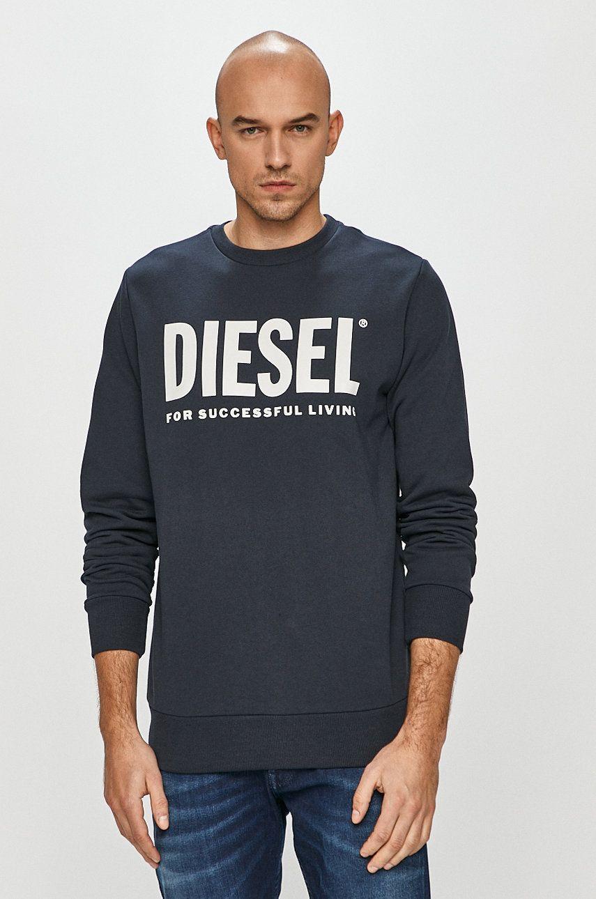 Diesel - Hanorac de bumbac imagine