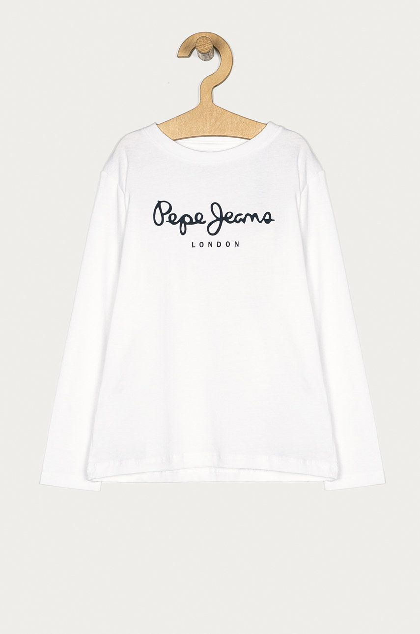 Pepe Jeans - Longsleeve copii Herman 92-122 cm imagine