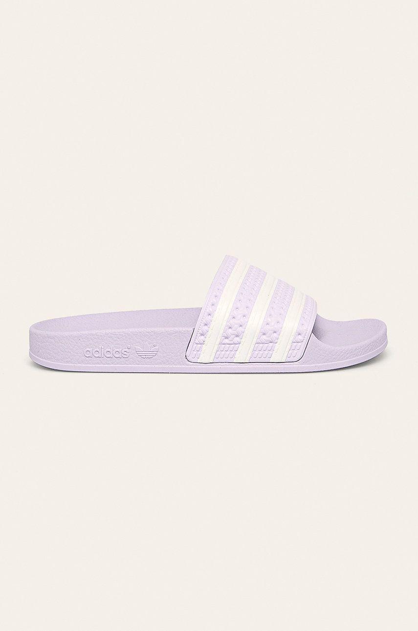 adidas Originals - Papuci Adilette imagine answear.ro