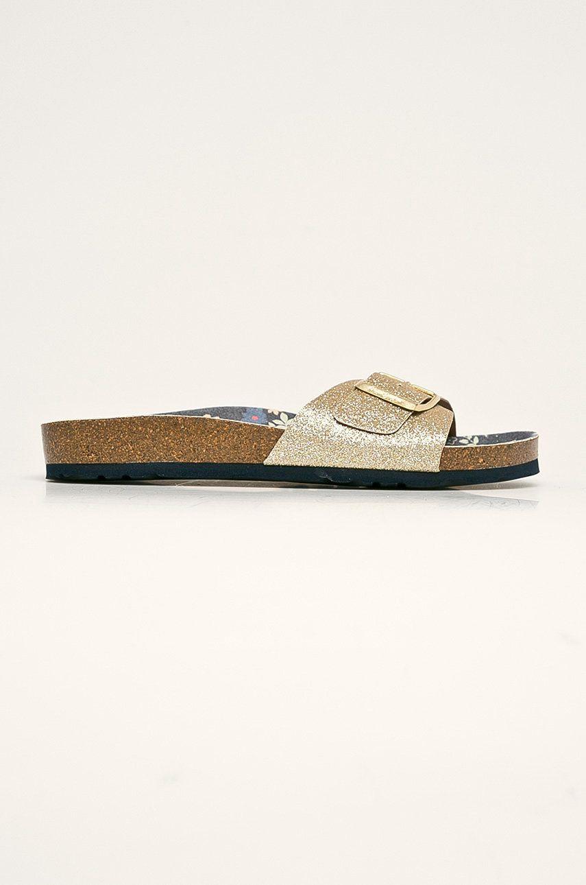 Pepe Jeans - Papuci Oban Battia