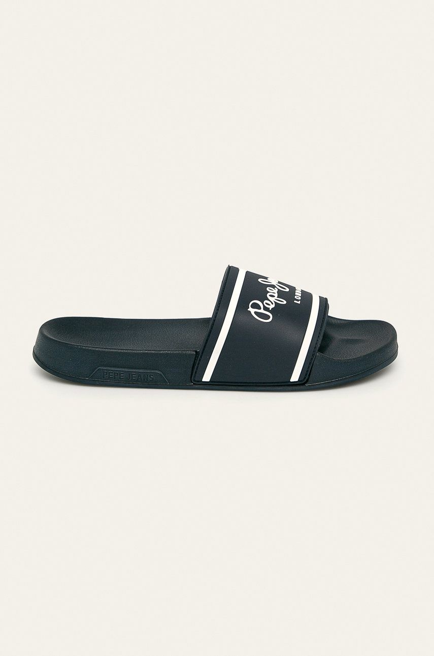 Pepe Jeans - Papuci Slider Basic
