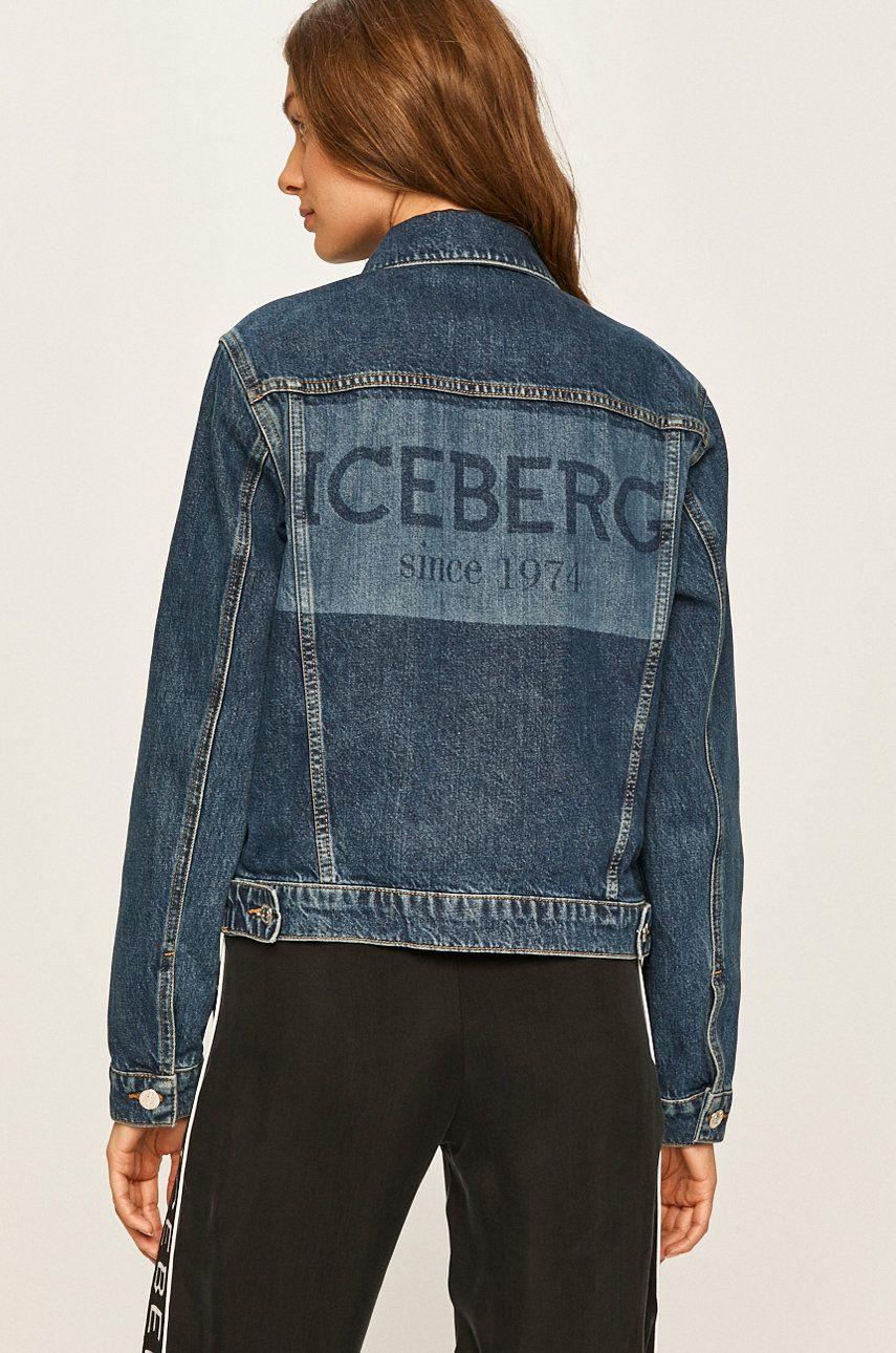 Iceberg - Geaca jeans