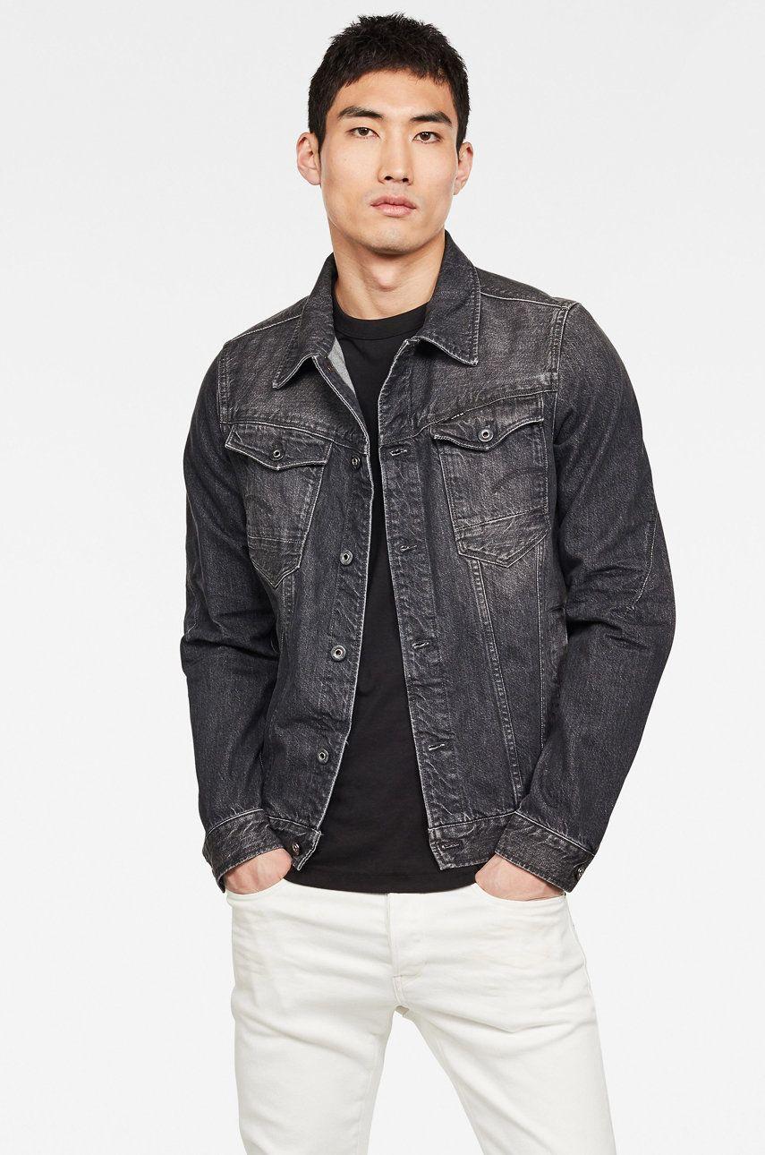 G-Star Raw - Geaca jeans poza