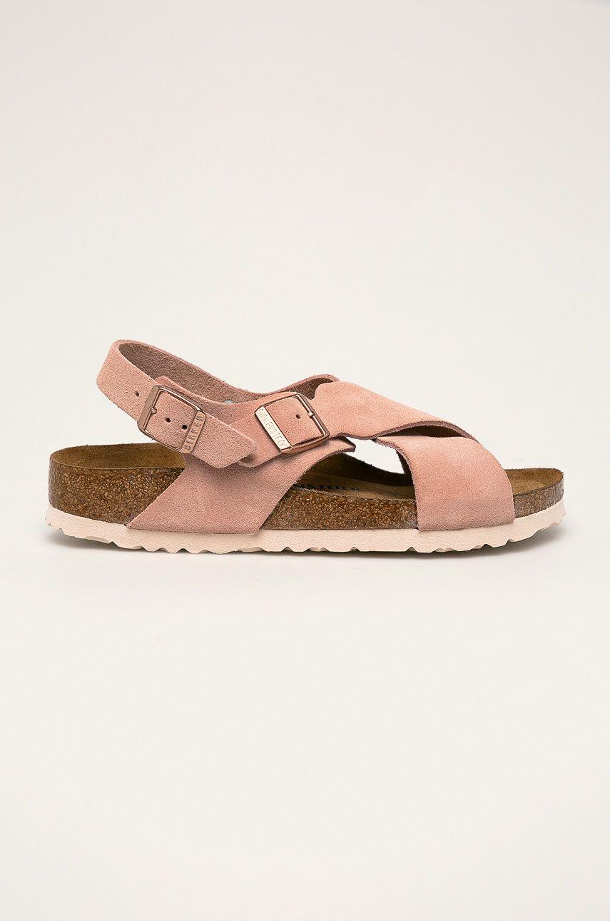 Birkenstock - Sandale de piele Tulum