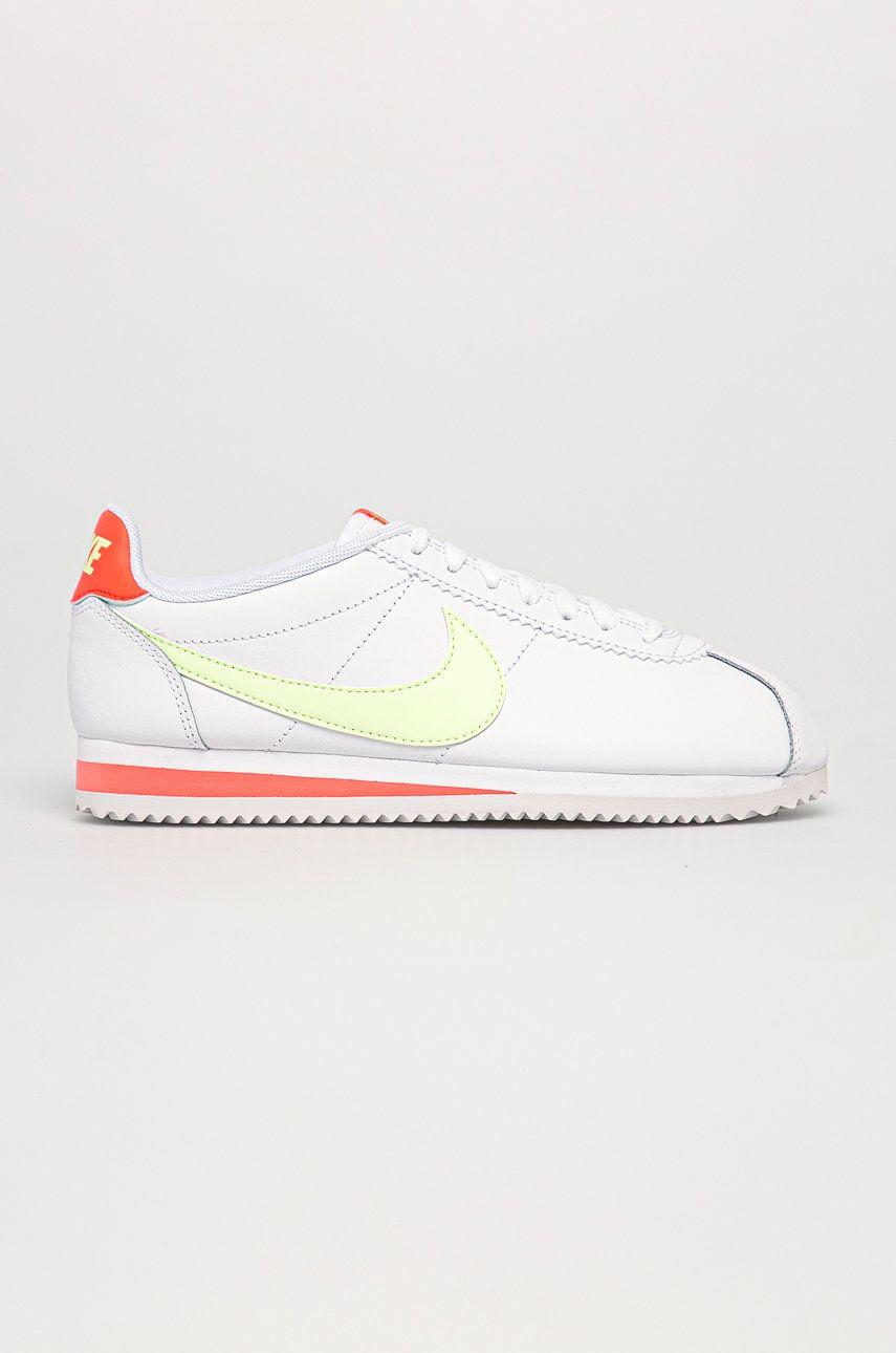 Nike Sportswear - Ghete de piele Classic Cortez