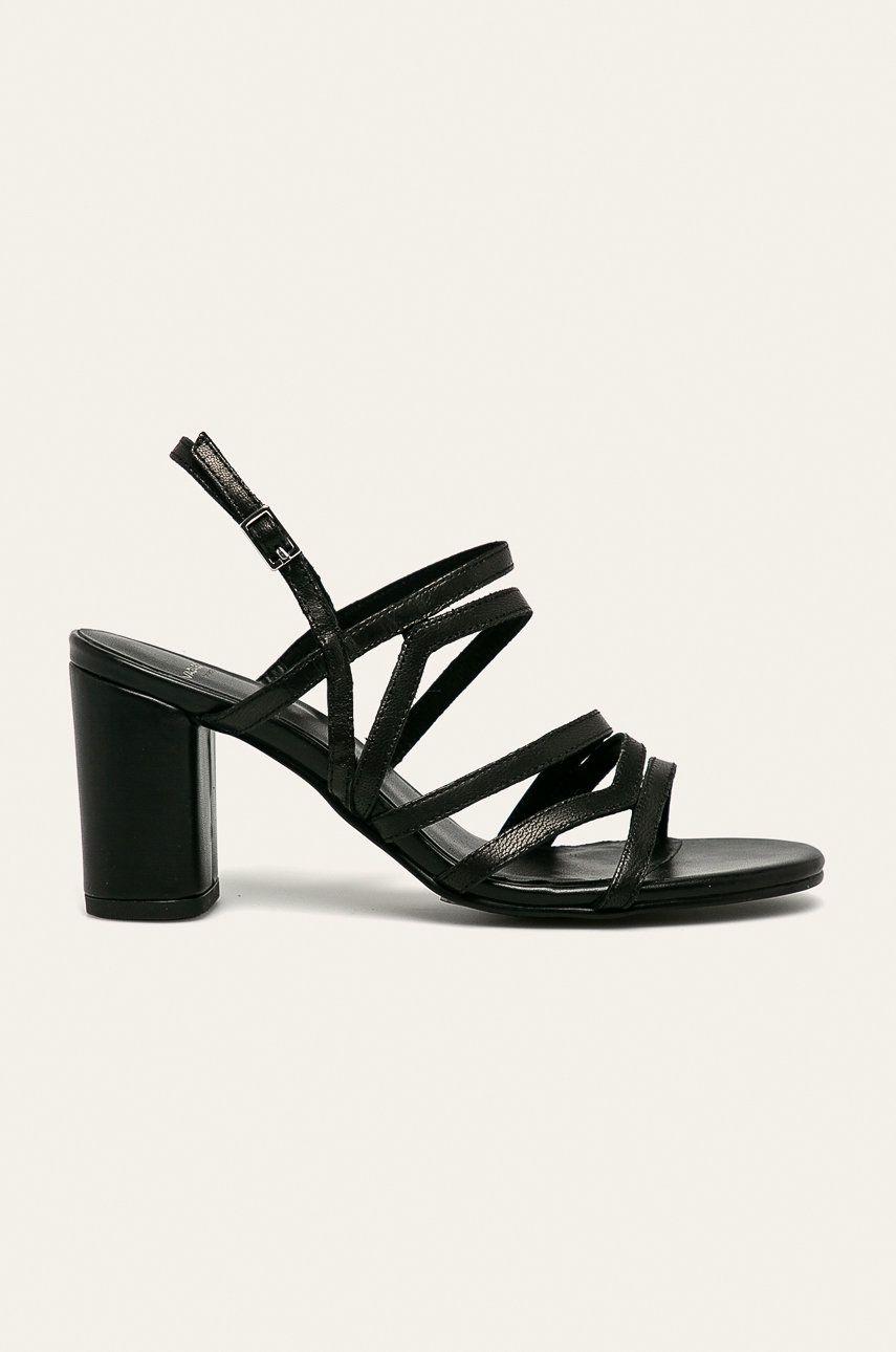 Vagabond - Sandale de piele Penny poza answear