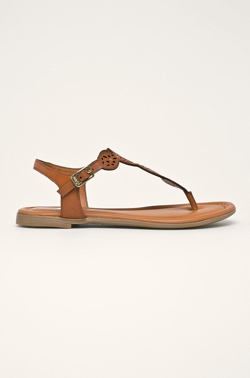 s. Oliver - Sandale de piele